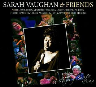 Sarah Vaughan and Friends: A Night of Sass & Brass
