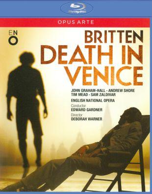 Benjamin Britten's Death In Venice