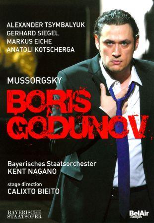 Boris Godunov (Bayerische Staatsoper)