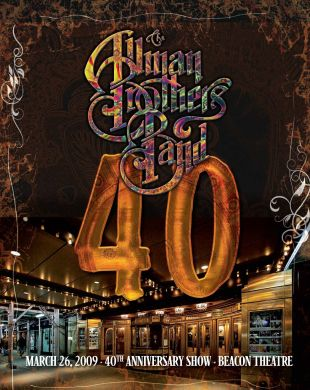 The Allman Brothers Band: 40 - 40th Anniversary Show, Beacon Theatre
