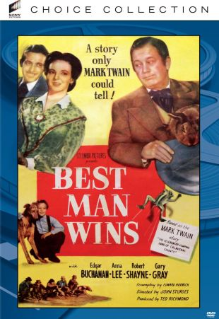The Best Man Wins
