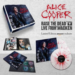 Alice Cooper: Raise the Dead - Live from Wacken