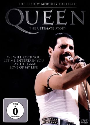 Queen: The Ultimate Story - The Freddie Mercury Portrait