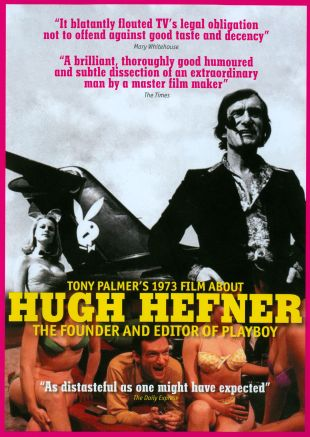 Hugh Hefner: The Founder and Editor of Playboy
