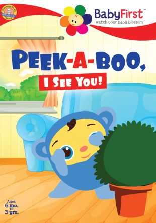 BabyFirst: Peek-A-Boo, I See You!