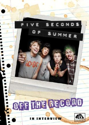 Five Seconds of Summer: Off the Record