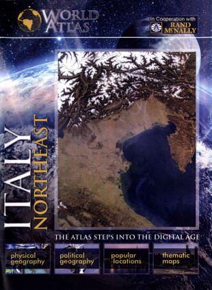 The World Atlas: Italy Northeast