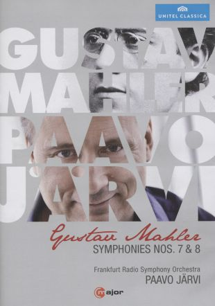 Paavo Jarvi: Gustav Mahler - Symphonies Nos. 7 & 8