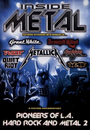 Inside Metal: Pioneers of L.A. Hard Rock and Metal 2