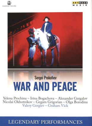 War and Peace (Mariinsky Theatre)