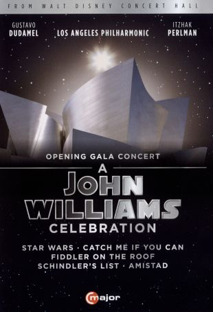Gustavo Dudamel/Itzhak Perlman/Los Angeles Philaharmonic: A John Williams Celebration