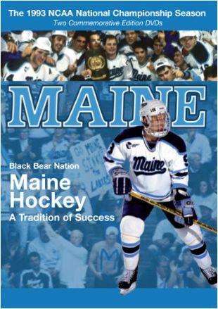 Maine Hockey: The 1993 NCAA National Championship Season