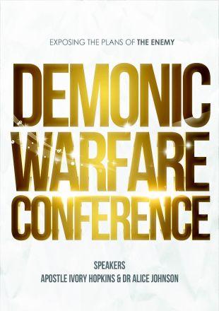 Demonic Warfare Conference