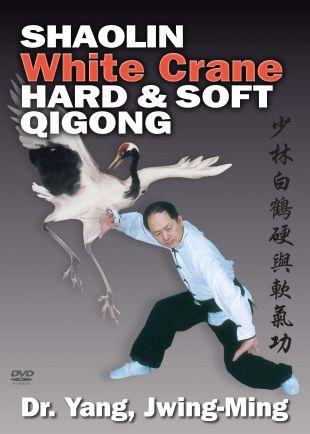 Shaolin White Crane: Hard & Soft Qigong