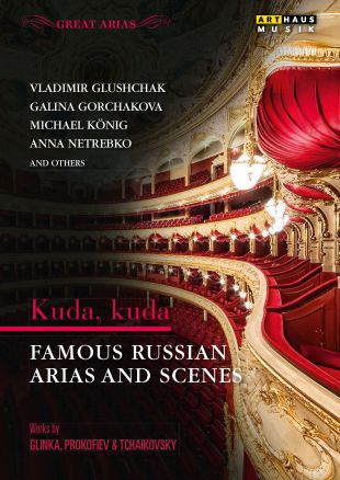 Kuda, Kuda: Famous Russian Arias and Scenes