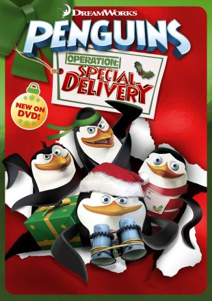 Penguins of Madagascar: Operation - Special Delivery