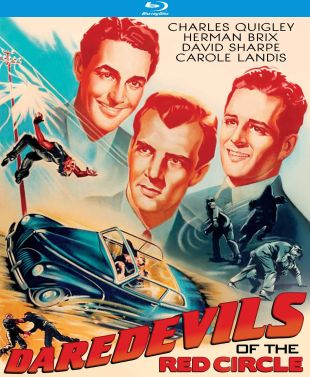 Daredevils of the Red Circle [Serial]