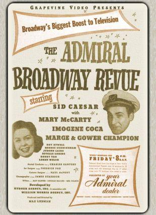 Admiral Broadway Revue