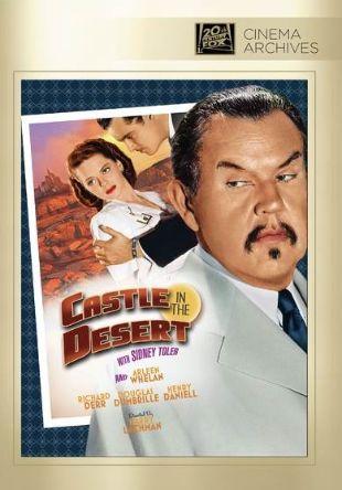Charlie Chan in Castle in the Desert