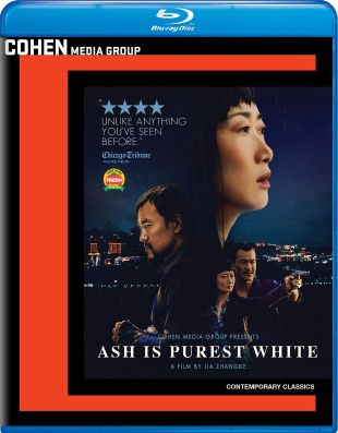 Ash is the Purest White