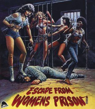 Breakout From a Women's Prison