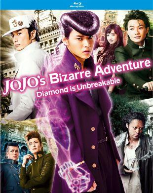 JoJo's Bizarre Adventure: Diamond is Unbreakable- Chapter 1