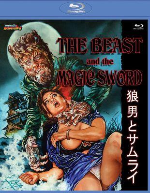 La bestia y la espada magica