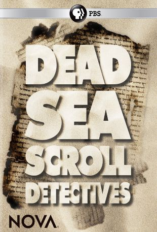 NOVA: Dead Sea Scroll Detectives