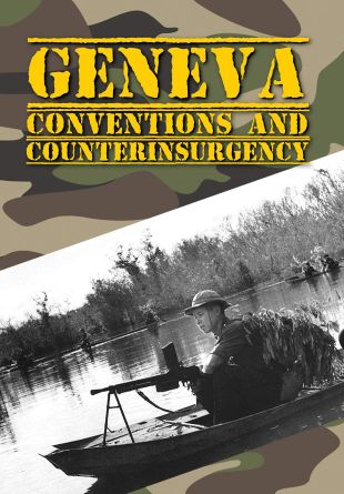 Geneva Coventions and Counterinsurgency