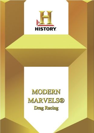 Modern Marvels : Drag Racing