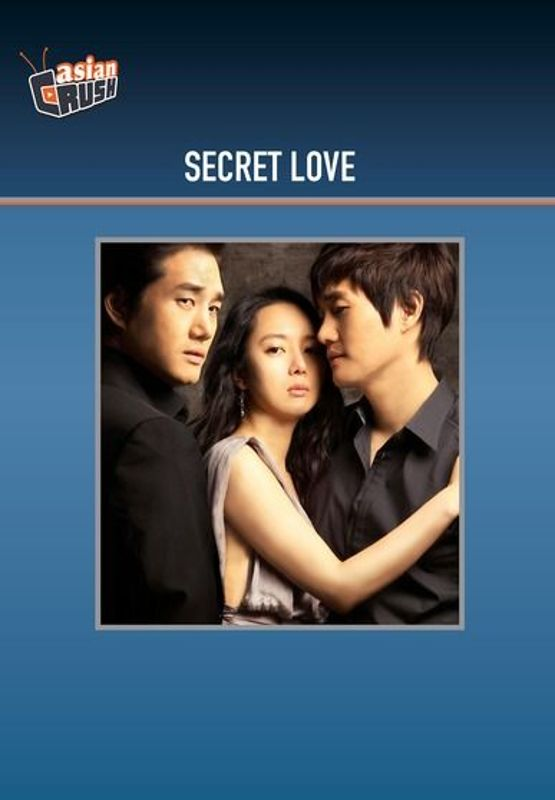 Secret Love (2010) - Kwon Ji-yeon, Ryu Hoon   Synopsis