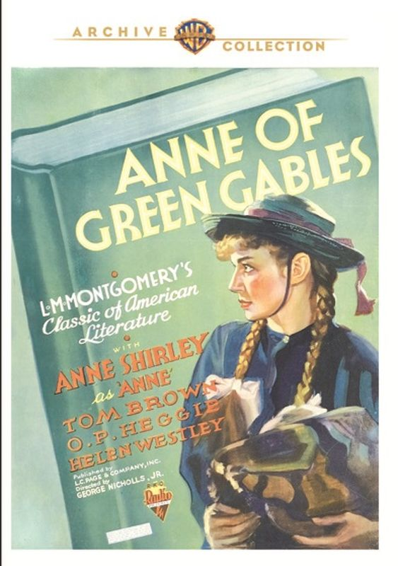 Anne Of Green Gables 1934 George Nicholls Jr George
