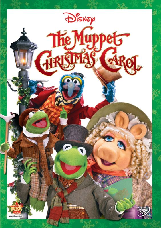The Muppet Christmas Carol (1992) - Brian Henson   Synopsis, Characteristics, Moods, Themes and ...