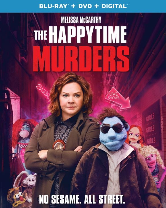 The Happytime Murders 2018 Brian Henson Synopsis