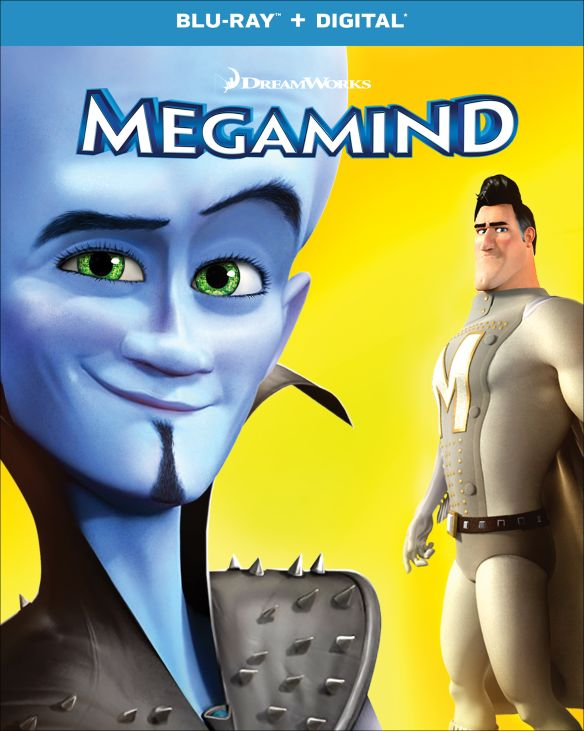 Movie reviews for megamind