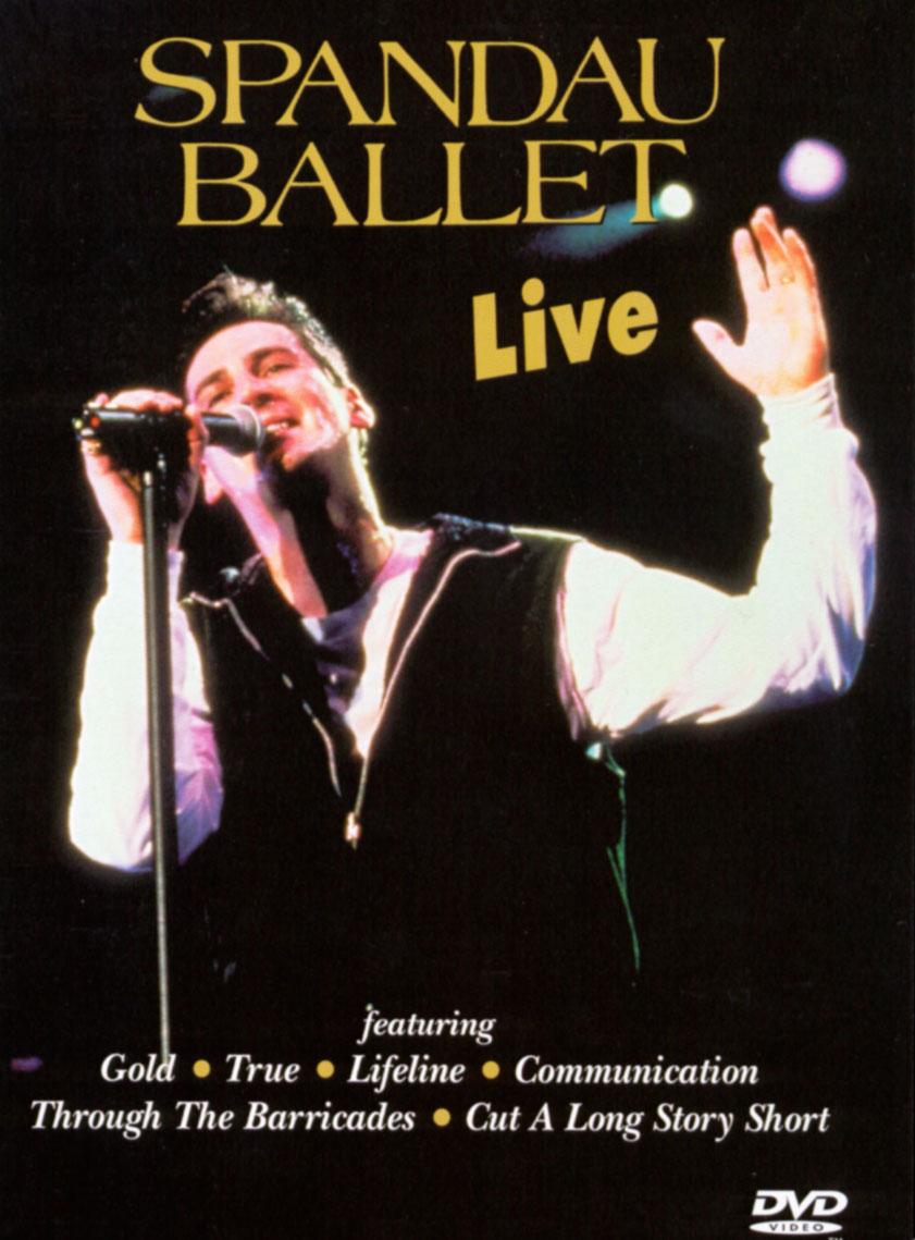 Spandau Ballet: Live Hits