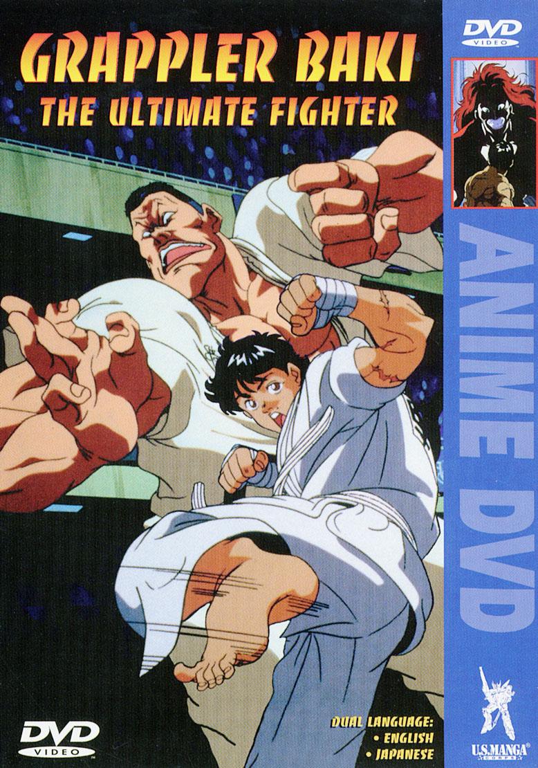 Grappler Baki: The Ultimate Fighter [Anime OVA] (1994)
