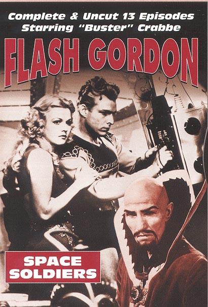 Flash Gordon: Space Soldiers