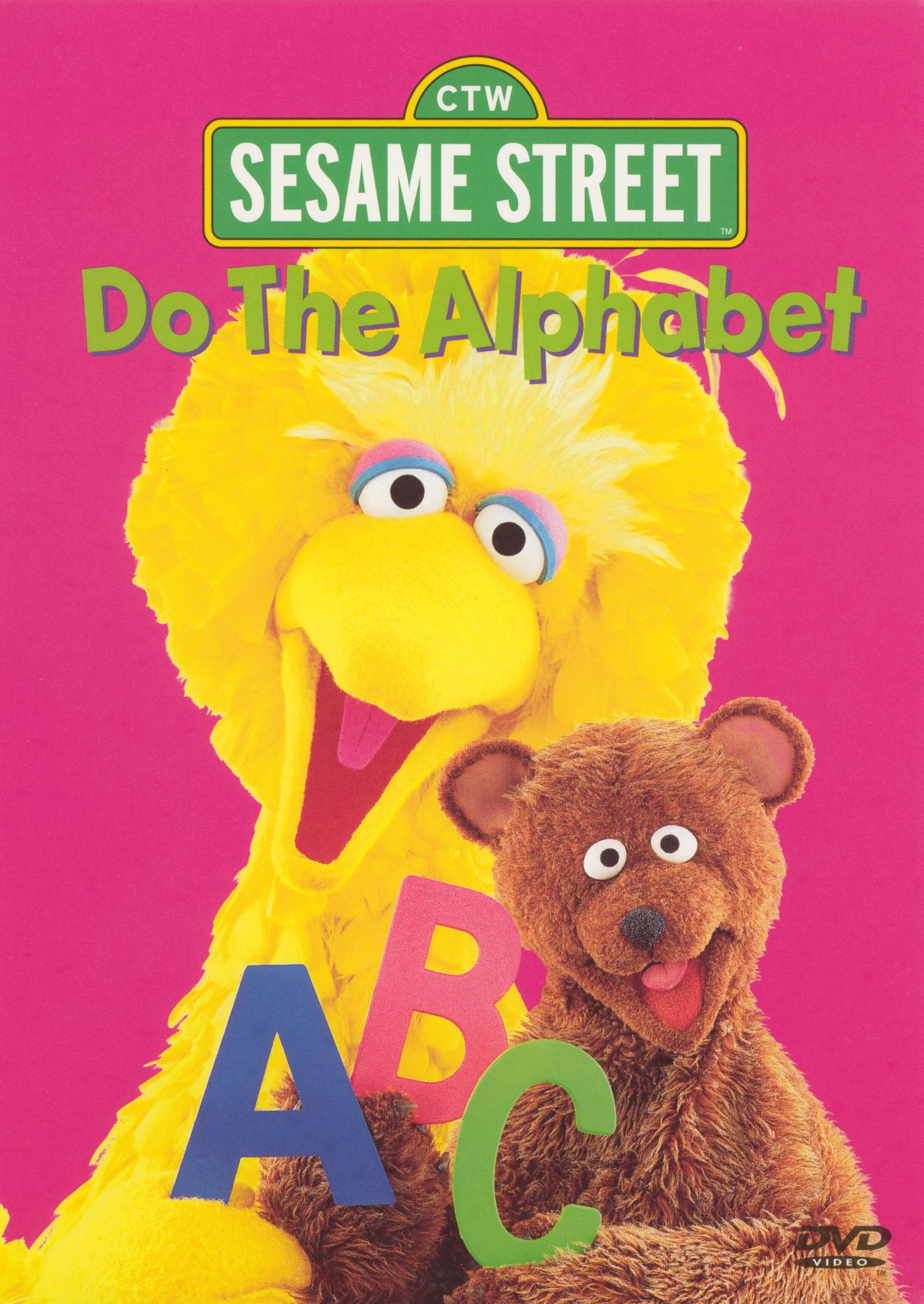 Sesame street abc s / Shorts chalet