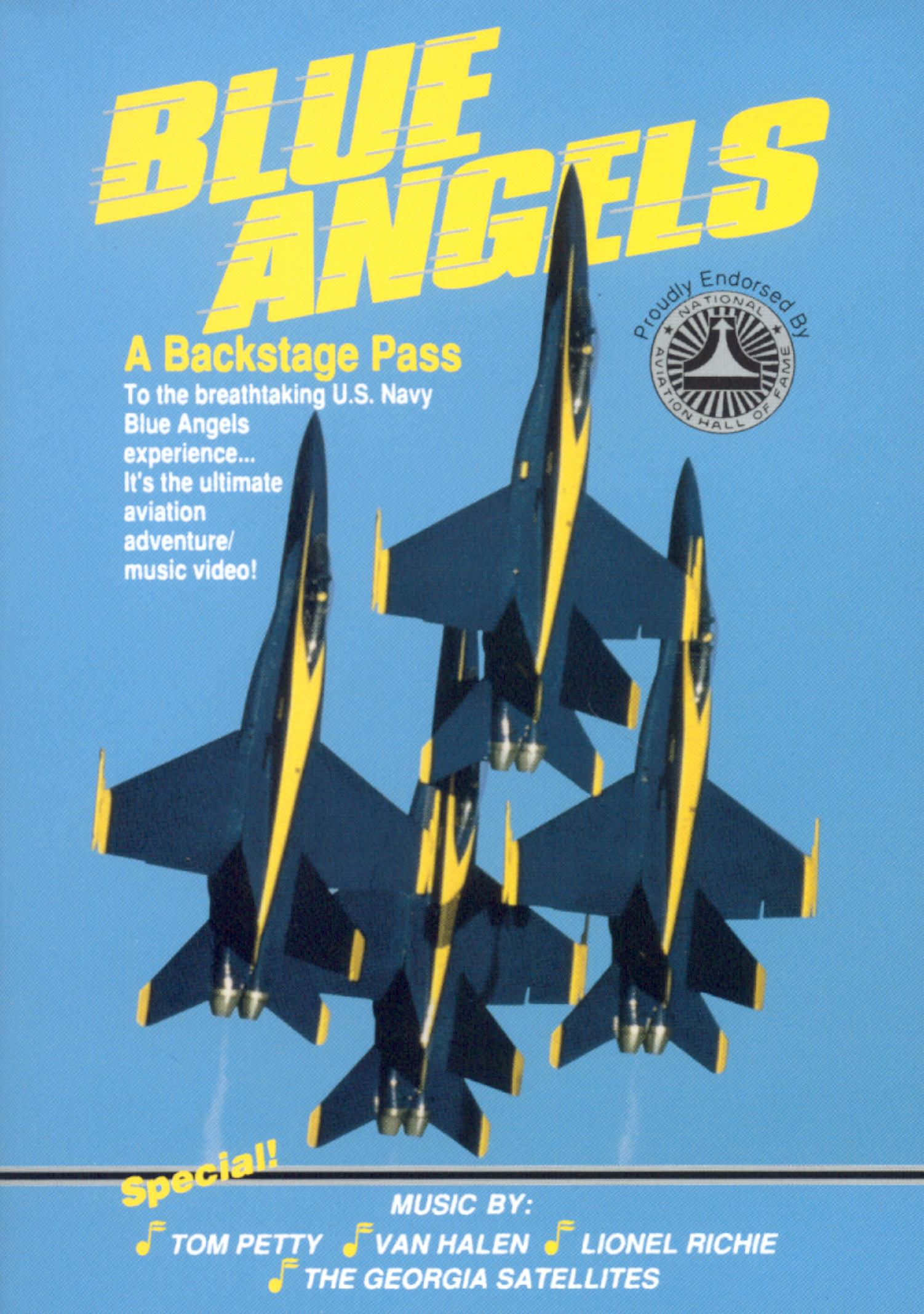 Blue Angels: A Backstage Pass
