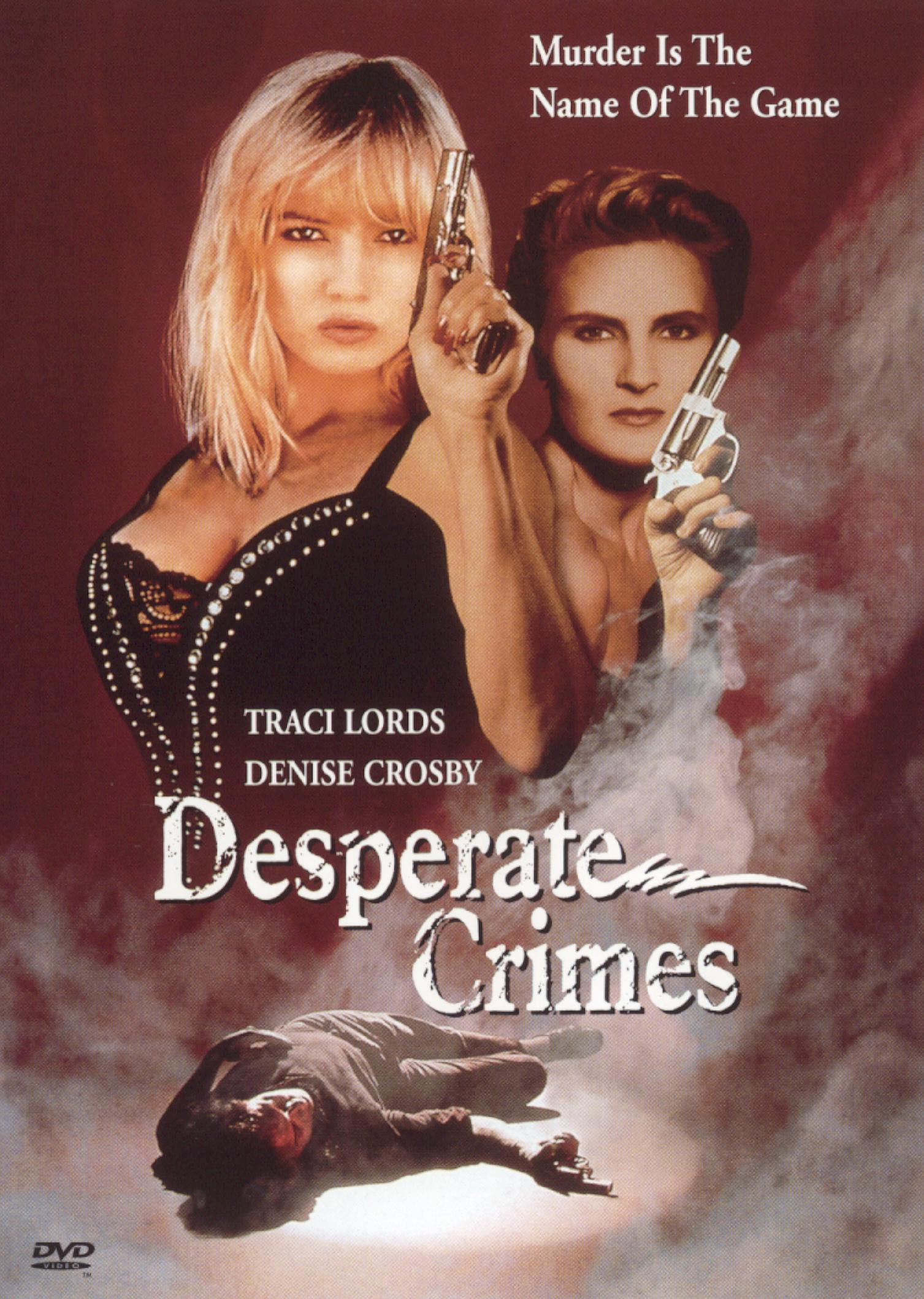 Desperate Crimes