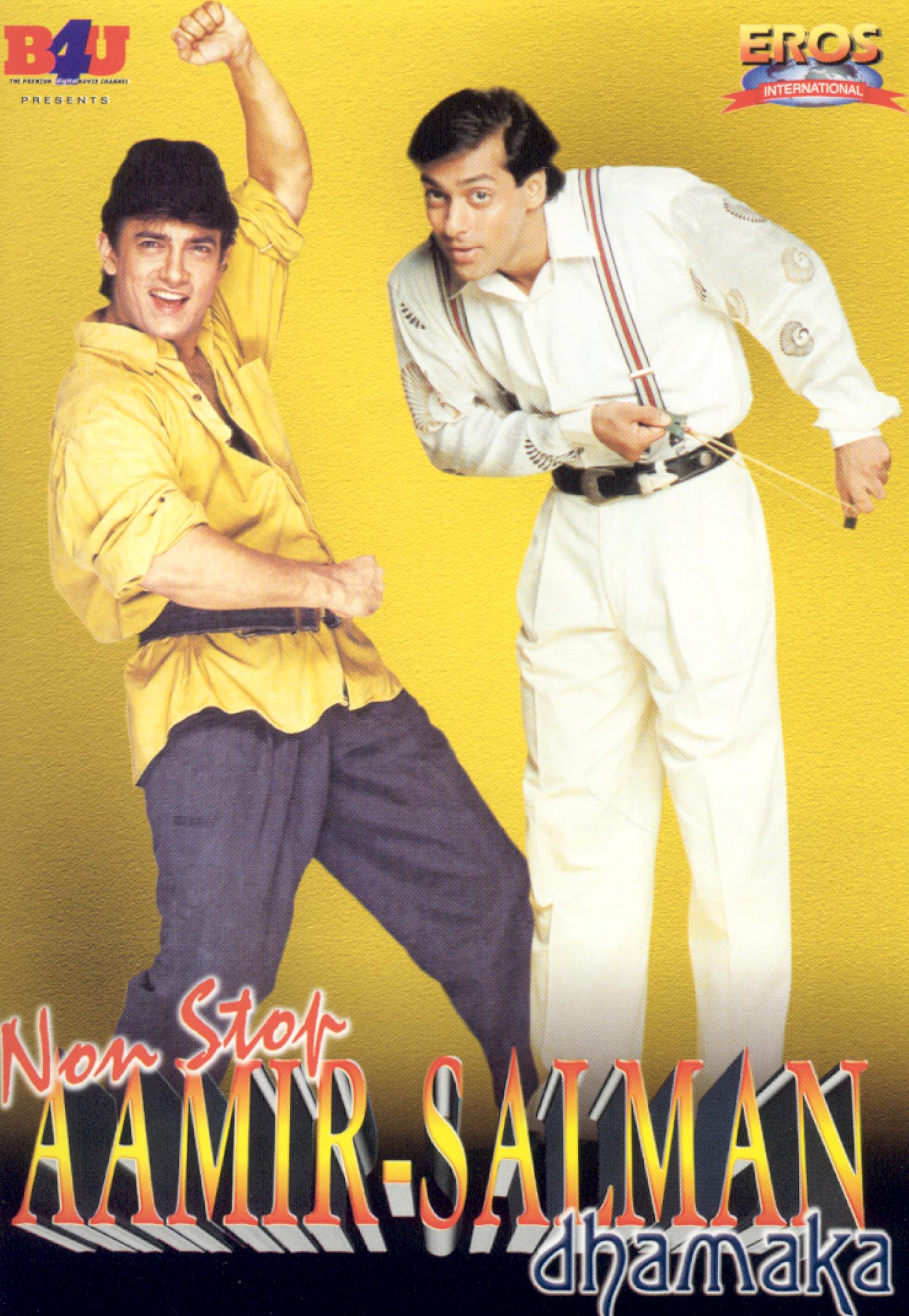 Non-Stop Aamir-Salman Dhamaka