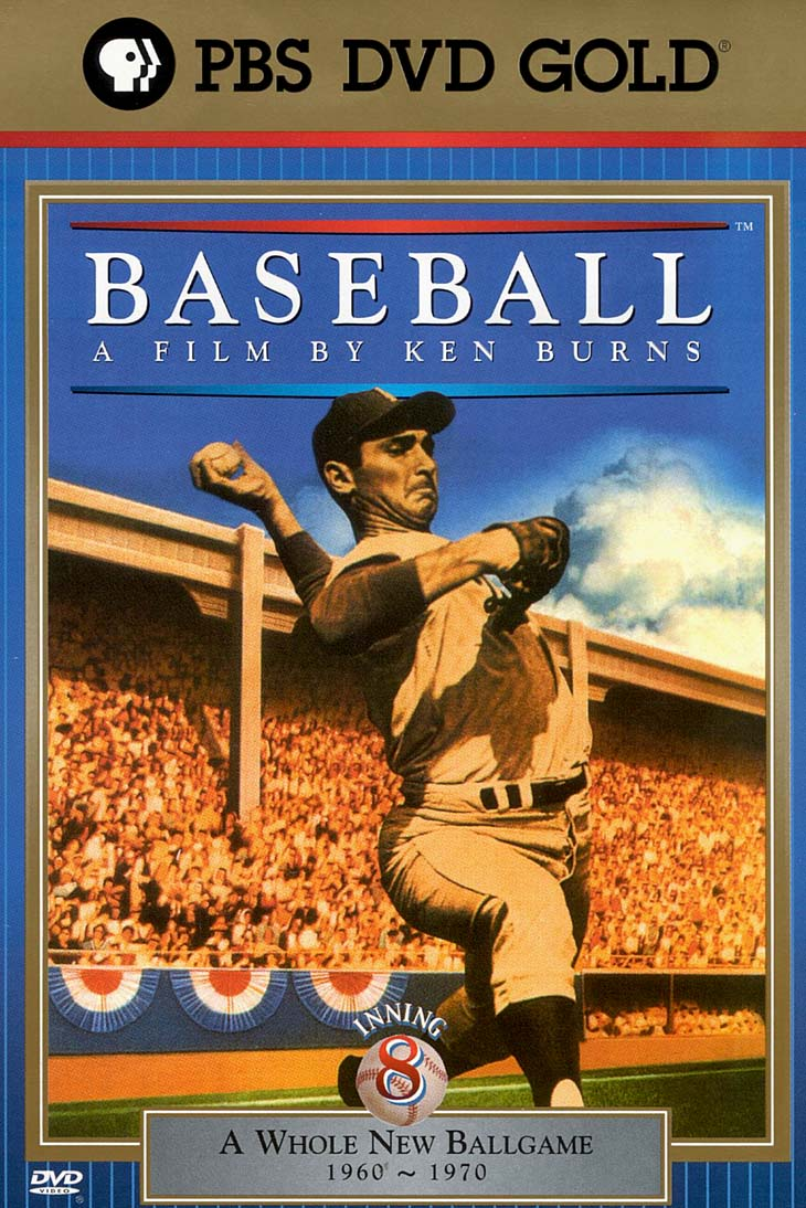 Ken Burns Baseball Inning 8 A Whole New Ballgame 1994
