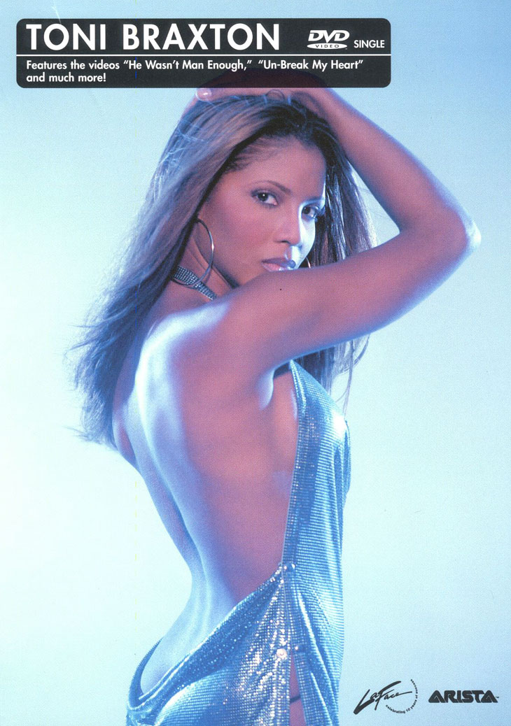 Toni Braxton Man Enough 116