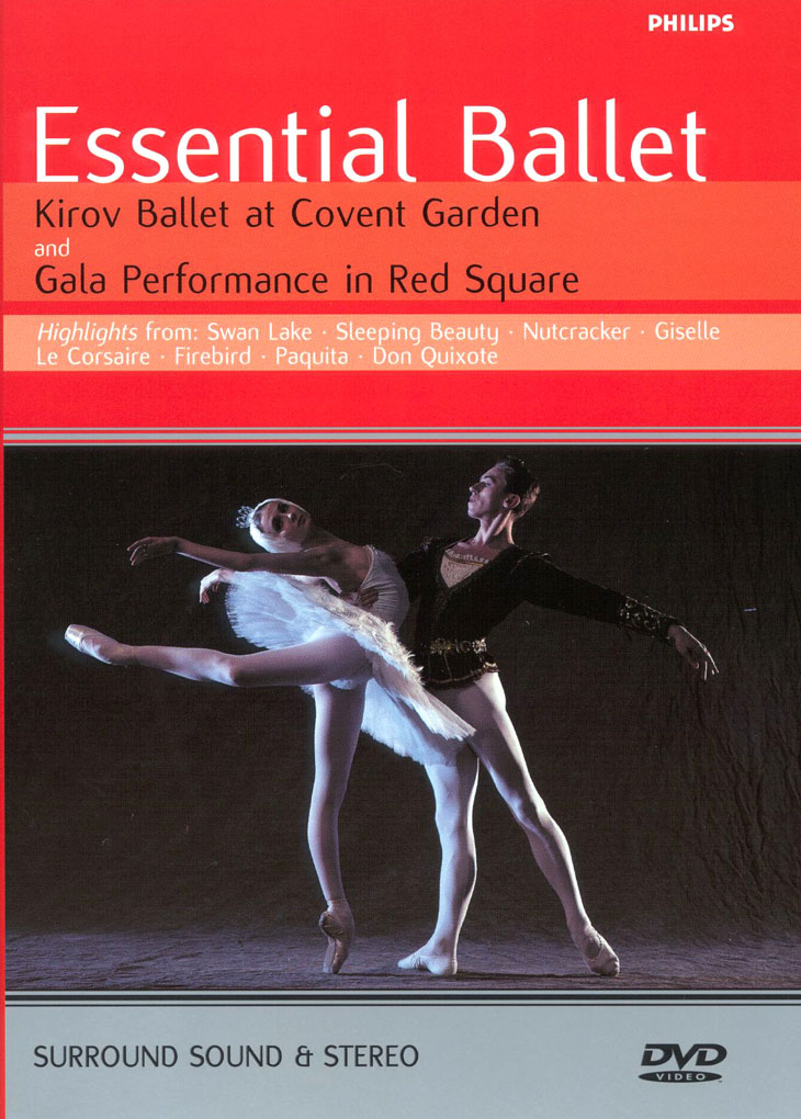Essential Ballet: Stars of Russian Ballet