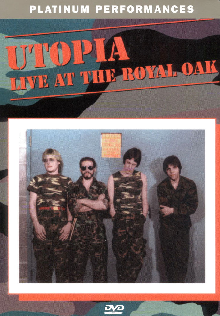 Utopia: Live at the Royal Oak