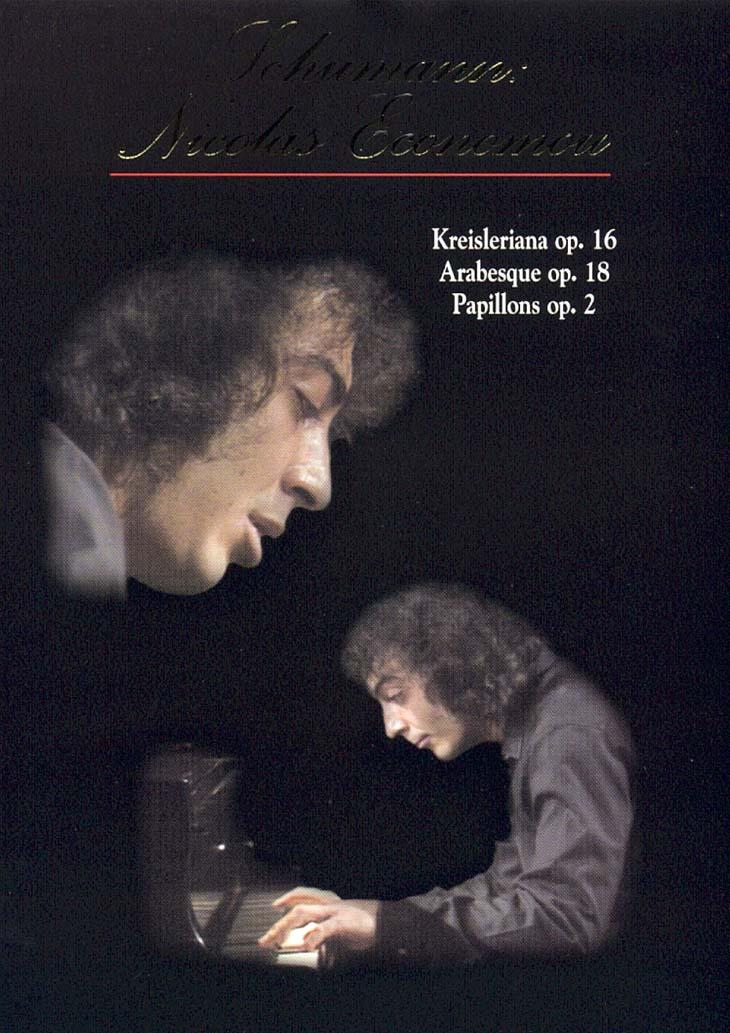 Schumann: Nicolas Economou