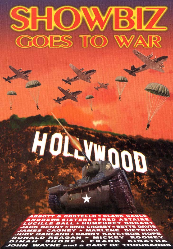 Showbiz Goes to War