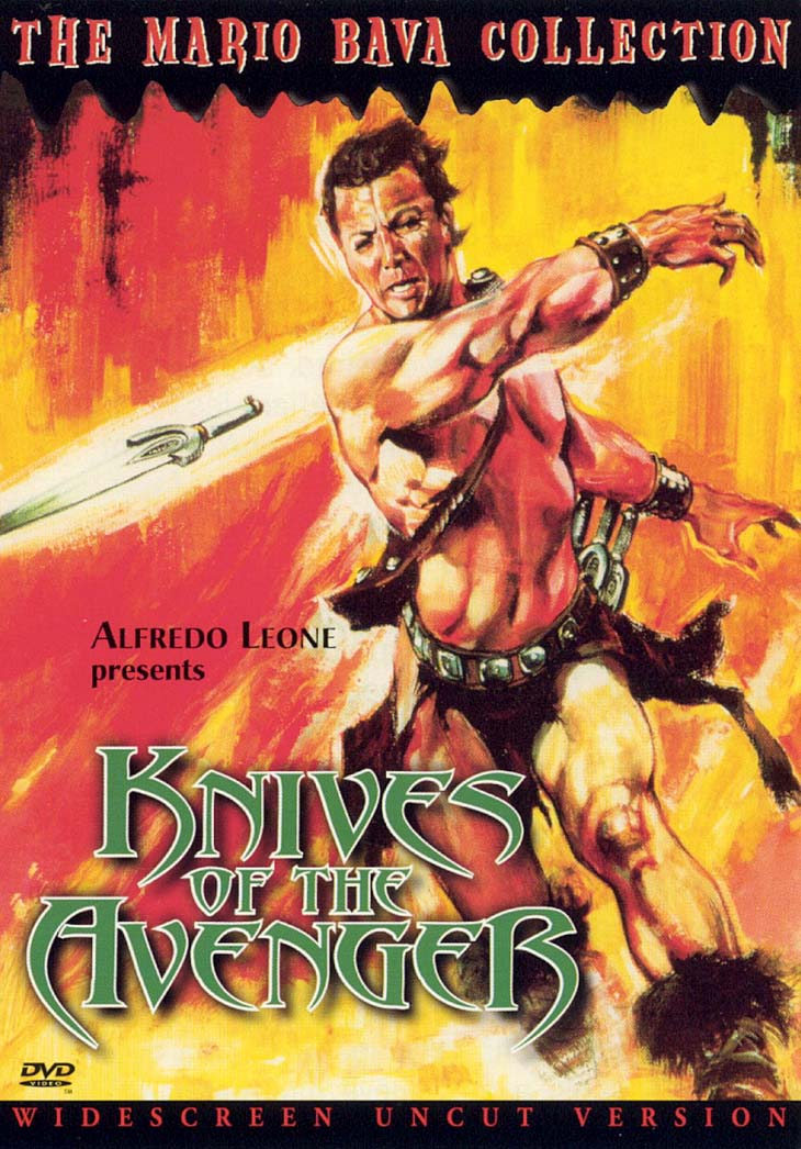 Knives of the Avenger (1965)