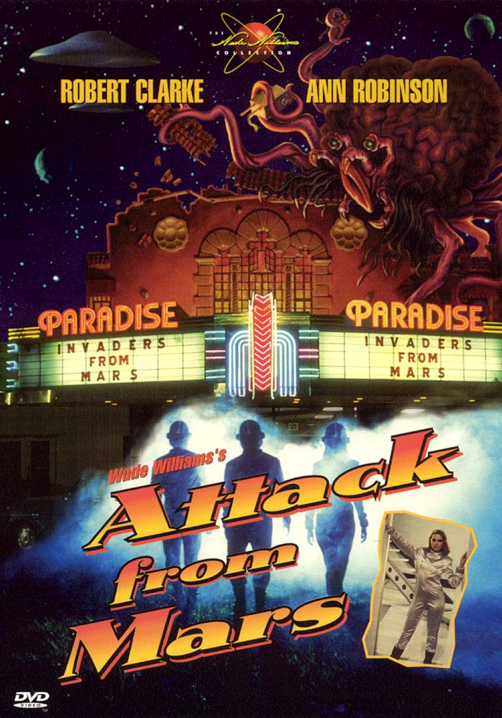 Attack from Mars (1988) - Mark Stock   Cast and Crew ...